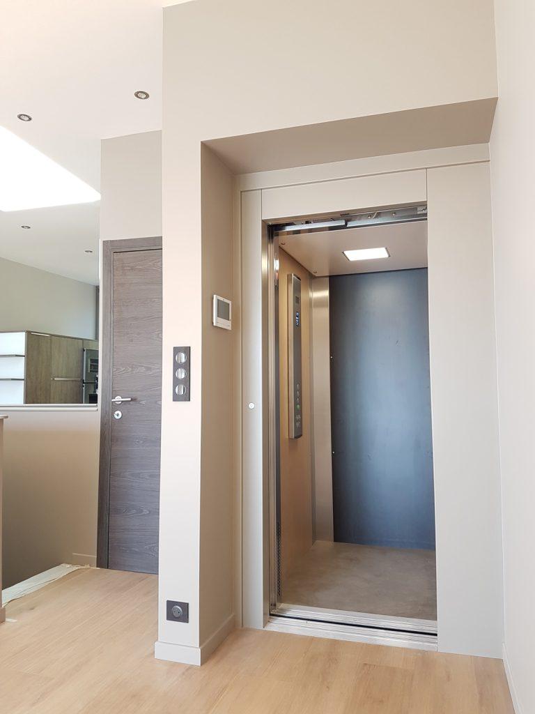 Ascenseur privatif à Granville (50)