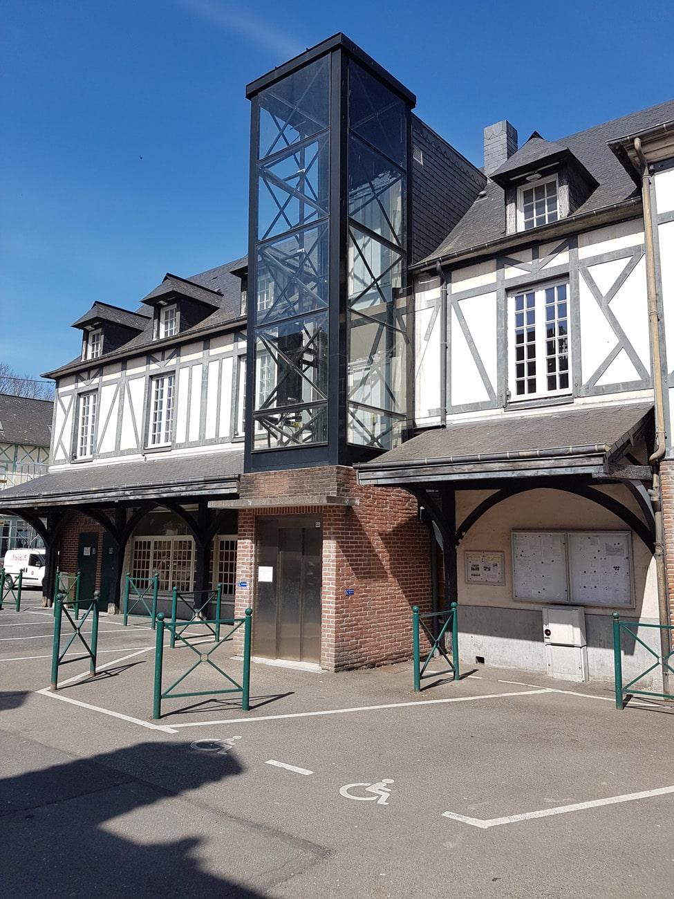 Votre Ascenseur extérieur en île de France et Normandie