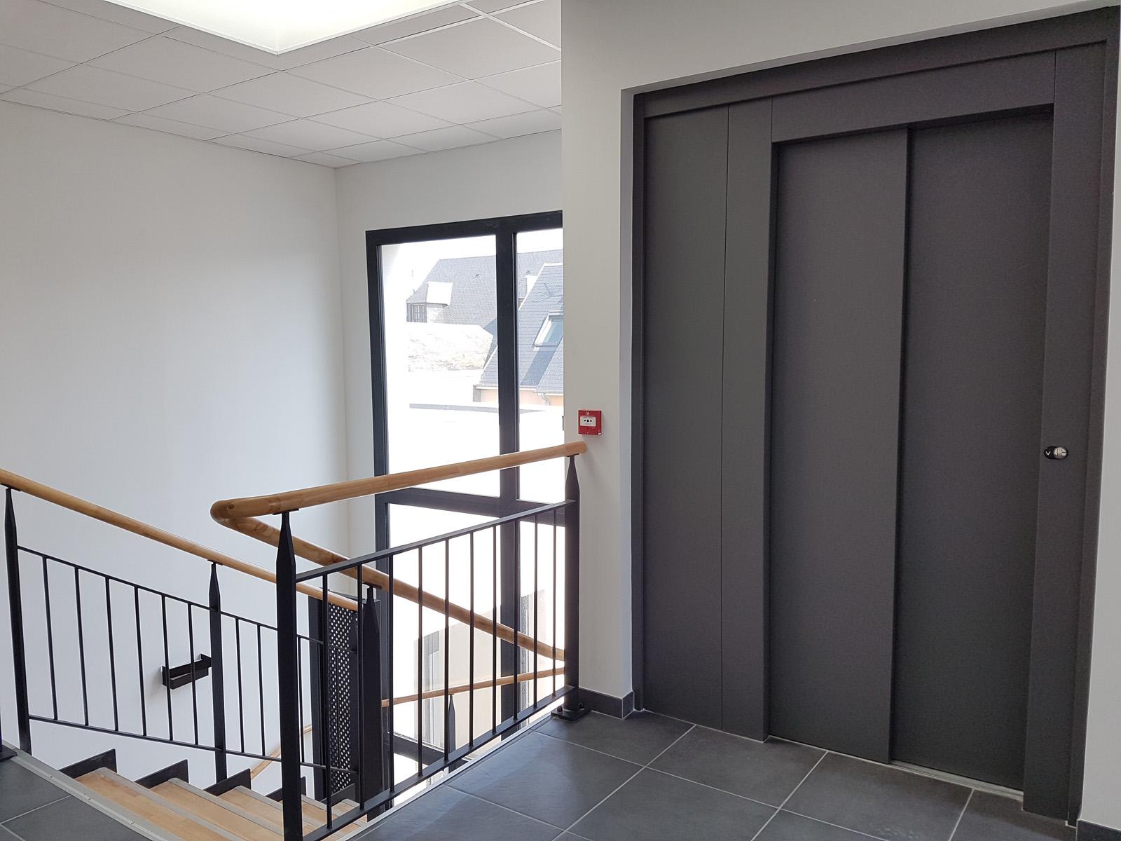 Bâtiments neufs : Ascenseurs et Elévateurs en île de France et Normandie