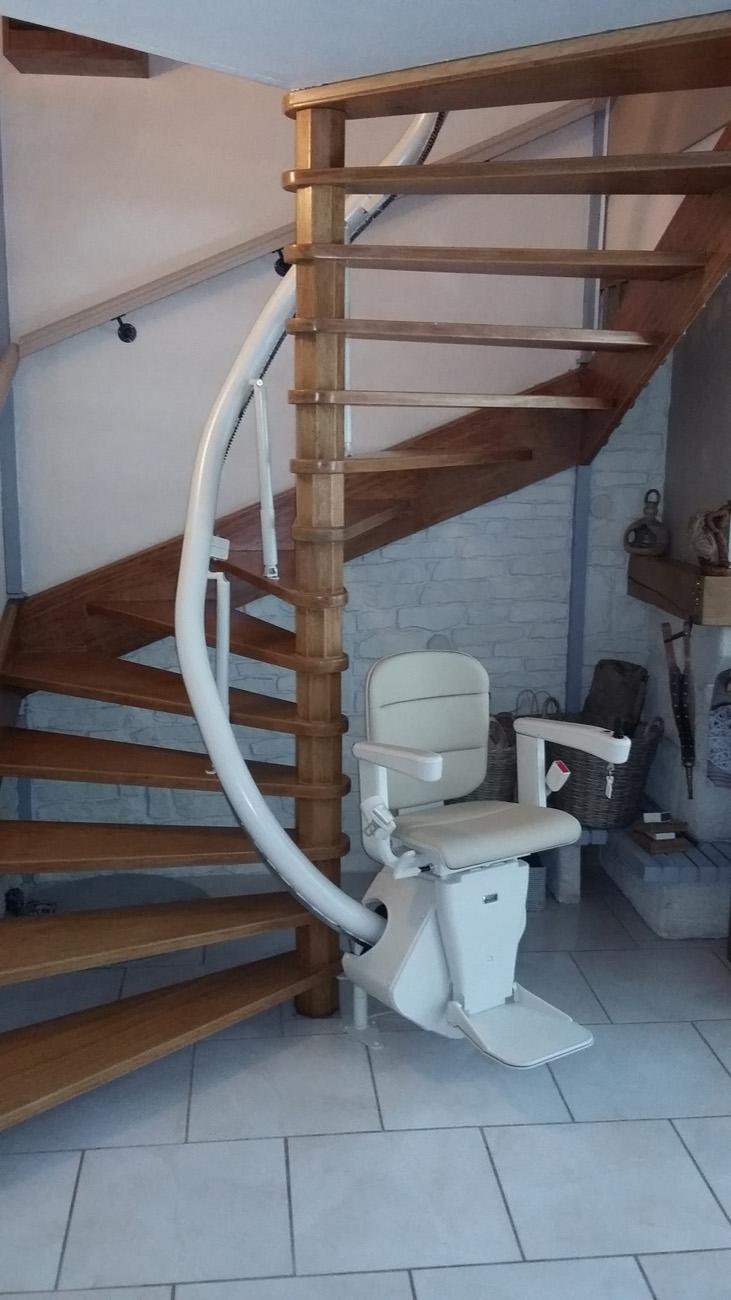 Siège-fauteuil monte escalier