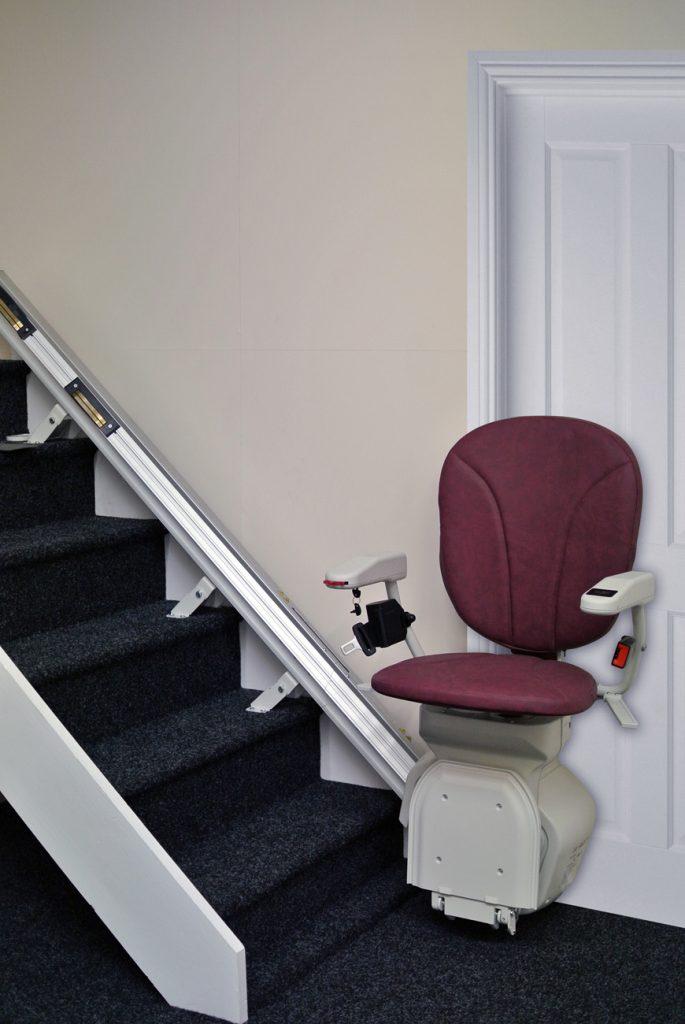 fauteuil monte escalier platinum