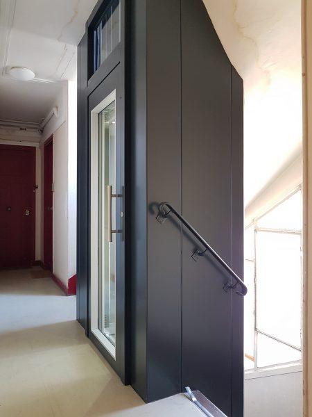 Ascenseur copropriété