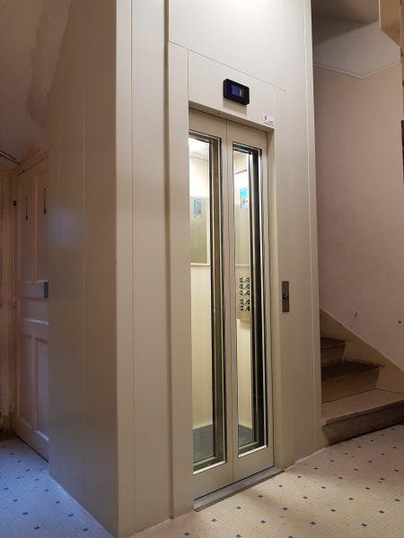 Ascenseur en copropriété en Île-de-France