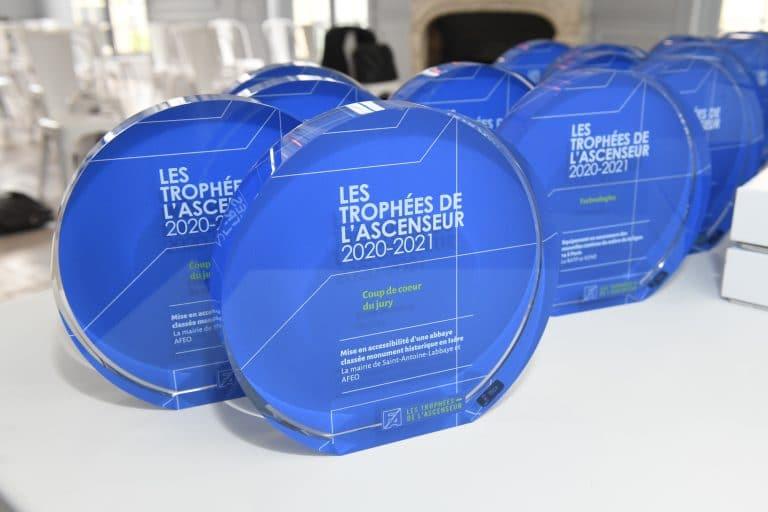 SIETRAM & CO lauréate des Trophées de l'Ascenseur