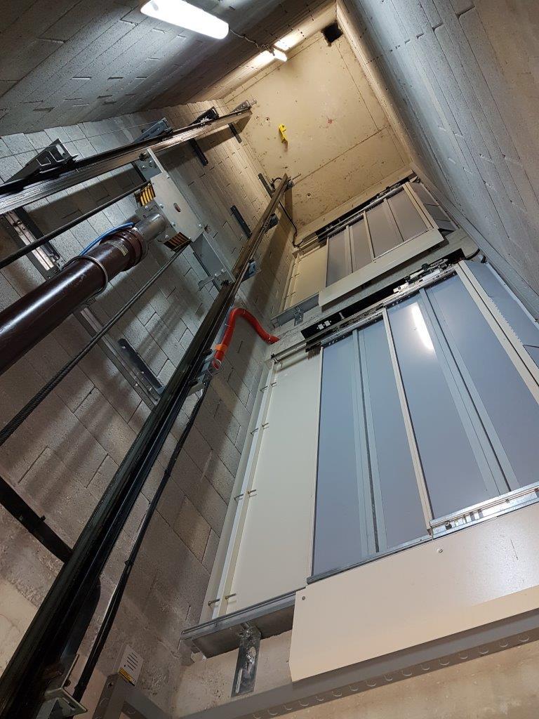 Votre Ascenseur hydraulique en île de France et en Normandie